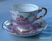 Tuscan Tea Cup and Saucer