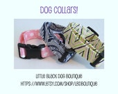 How to Make Your Own Dog Collars PDF  Instant Download Dog Collar Pattern