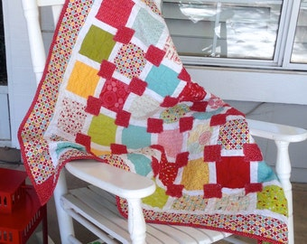 SALE Wishes easy Quilt Kit