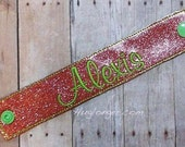 In TheHoop Child's Blank Bracelet embroidery file