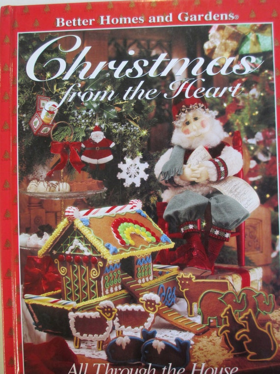 Diy christmas from the heart craft book better homes and Better homes and gardens video episodes
