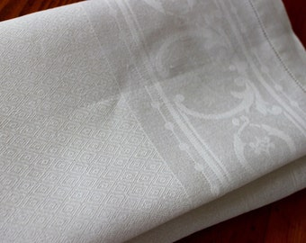 Unique Art Deco Hand Towels Related Items Etsy