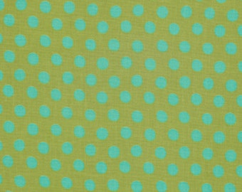 Kaffe Fassett - Spots GP70 Pond - Quilt Fabric - 1/2 Yard Cotton Quilt fabric 516
