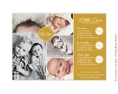 INSTANT DOWNLOAD  - Photography Marketing board - Newsletter  template - E702