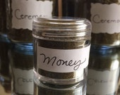 Money special blend in small jar .03oz) Made by Lozen BrownBear/