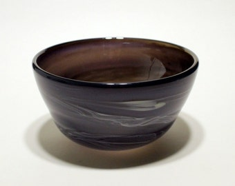 Hand Blown-Glass-Bowl
