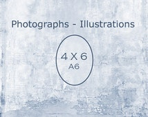 Custom Printing Services 4 X 6 or 4 X 5 (A6) Photographs - Archival Printing - Professional Photograph - Artist Printing Services - Fine Art