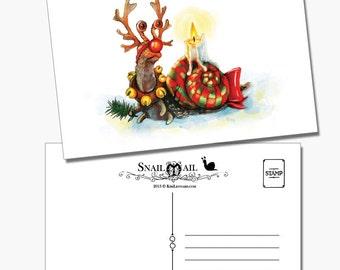 Snail Mail: Rudolf Snail