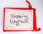 Reserved Listing, Shipping Upgrade + Rush