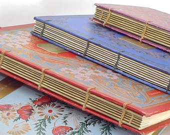 OPTION: Accent Paper To The Exposed Spine - Upgrade for Spellbinderie Guest Books and Journals - A La Carte Option