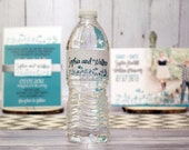 Teal Personalized Wedding...