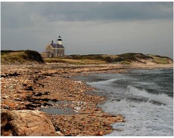 Block Island North Lighthouse, fine art photographic print