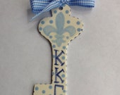 Kappa Kappa Gamma Key Ornament