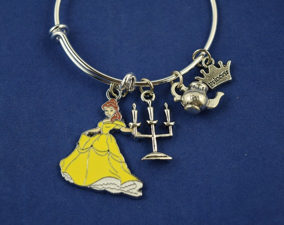 Size disney princess beauty and the beast belle alex and ani