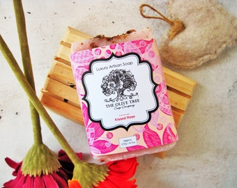 Artisan Soap - Kissed Rose