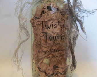 Potion Bottle Twisted Toungs