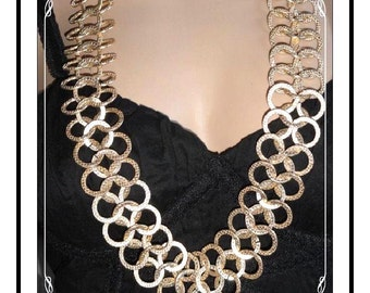 Babelicious Versatile Belt -Vintage Goldtone  -  Belt-3234a-11211300