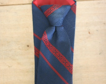 vintage mens attachable tie keep it simple