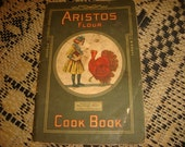 1911 Asistos Flour Cookbook Red Turkey Wheat recipes Foodie book Fab Turkey Graphic