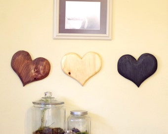Heart - Wood Heart - Heart Wall Decor