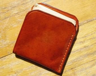Front Pocket Wallet - Money Clip Wallet - Mens Wallet - Minimalist Wallet -  slim wallet