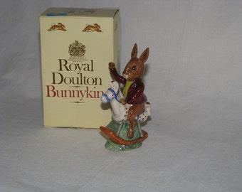 Royal Doulton Bunnykins Figurine Tally Ho