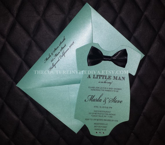 baby shower invitation bow tie baby shower invite it 39 s a boy baby