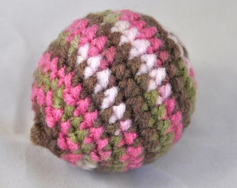 Cat Toys - Cat Toy Balls - Pink Kitty Camo