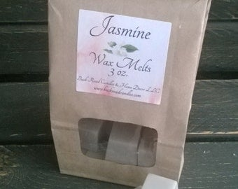 Jasmine Scented Wax Melts