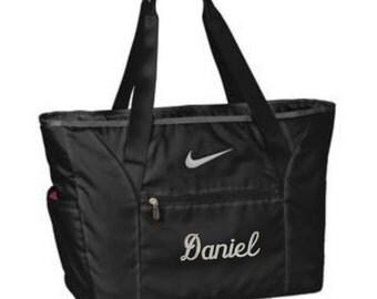 Diaper Bag, Baby Diaper Bag, Baby Tote, Personalized Diaper Bag, Baby Boy, Baby Girl, Nike Tote, Personalized Baby, Baby Shower Gift
