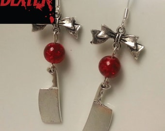 Magnificent Dexter Cutlery Dangle Earrings