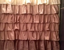 Popular Items For Ruffle Shower Curtain On Etsy