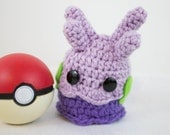 Crochet Goomy Inspired Amigurumi