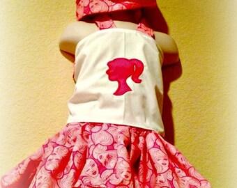 OTT, Pageant Wear, Barbie Wear, Diva, Boutique Style size Ruffle dress 6, 12 24 months, size 2 3 4 5T