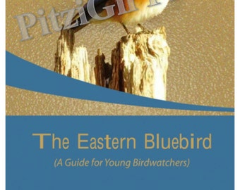 Book, children AND adults:  The Eastern Bluebird (A Guide for Young Birdwatchers)