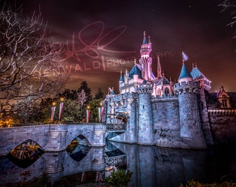 Disneyland Sleeping Beauty's Castle