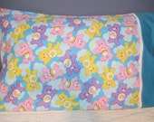 Retro Care Bears Funshine Cheer Friend Handmade Standard Pillowcase Pillow Case