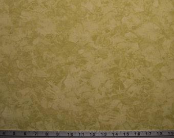 Michael Miller Fabric Green Olive Tonal Krystal Texture Cotton Quilting