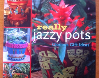 Book - Really Jazzy Pots