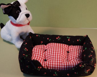 Pet Bed for 18 inch doll Furry Friends