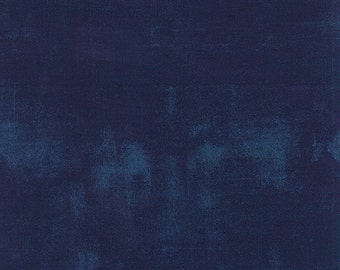Moda - Grunge Basic in Navy 30150-225