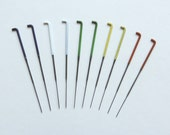 Ten Felting Needles - You Choose the Gauges  - from Purple Moose Felting