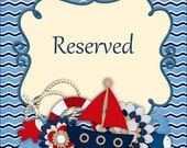 Reserved for AUDRIA