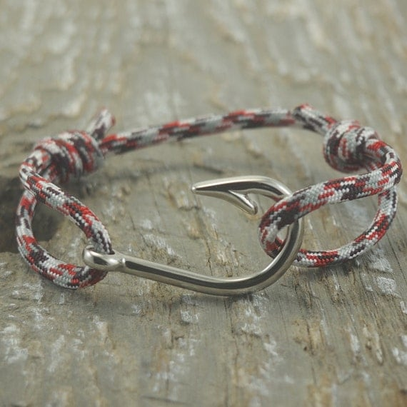 Unavailable listing on etsy for Mens fishing bracelet