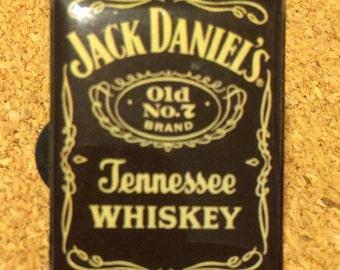 Jack Daniel's Old No 7 Brand Tennessee Whiskey Lapel/Hat Pin