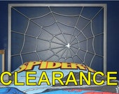Spider Web Bed Headboard