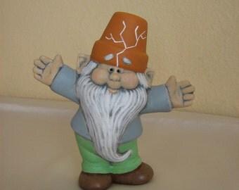 Ceramic Gnome