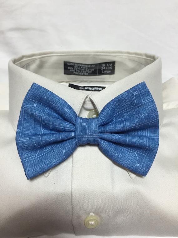 Blueprint Bowtie / Bow Tie or Hair Bow