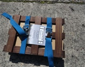 Reclaimed cambian poplar plant press.   Use this for creating pressed botanicals!