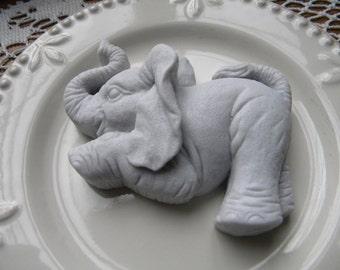 Elephant Soap 2-D / Party favor soap